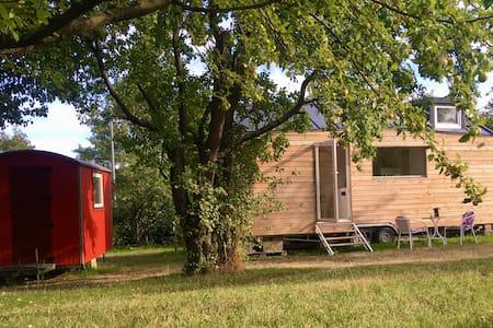 Wohnen im Tinyhouse Minimalus