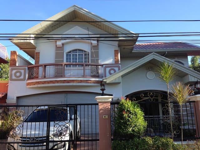 Pretty Home in Santo Domingo by Vigan - Santo Domingo