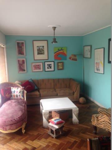 En el corazón de Providencia - Santiago - Apartment