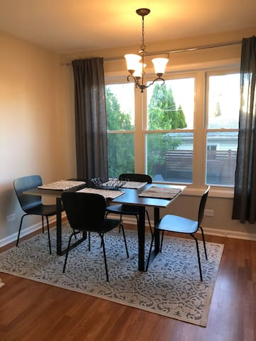Affordable Old Irving Park Apartment