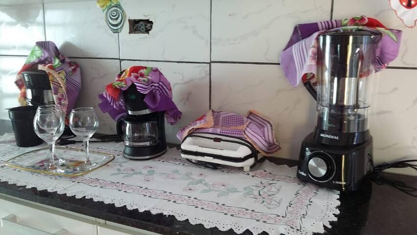 Casa aconchegante em Campo Grande MS