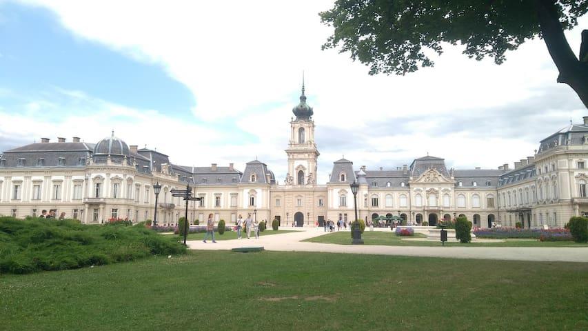 Kasteel in Keszthely / Castle in Keszthely / Schloss in Keszthely
