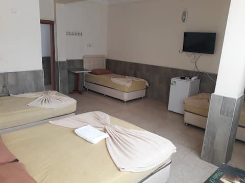 5 kişilik oda 06