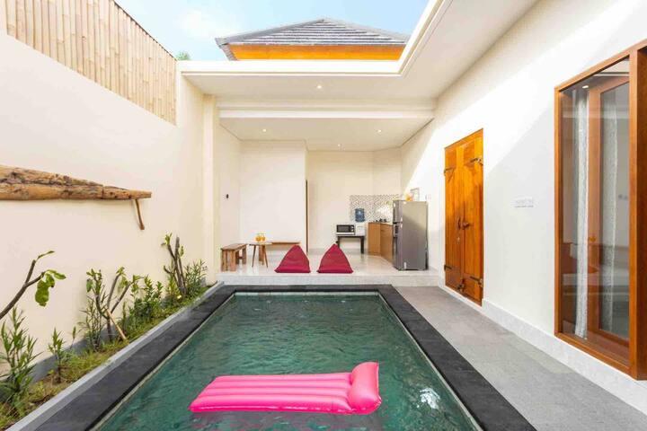 Cozy Villa Malqosh 3 - with private pool