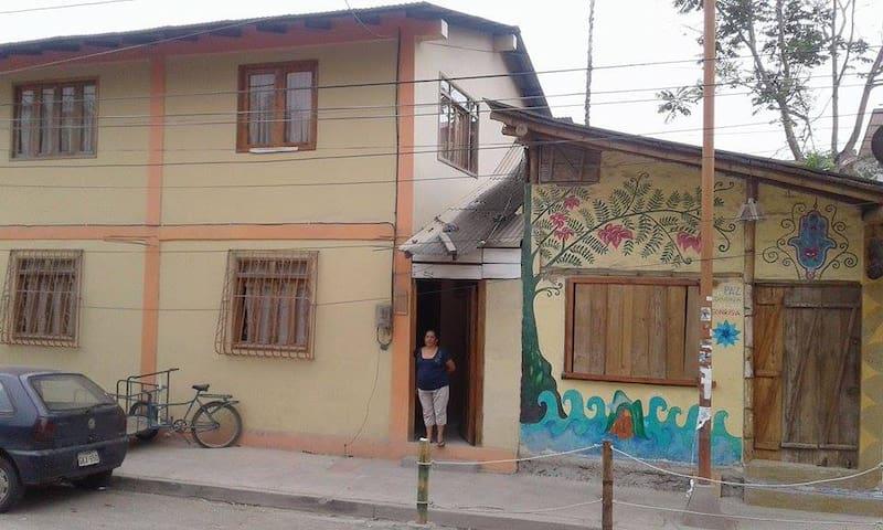 Habitación privada en Montañita - Montanita - Wohnung
