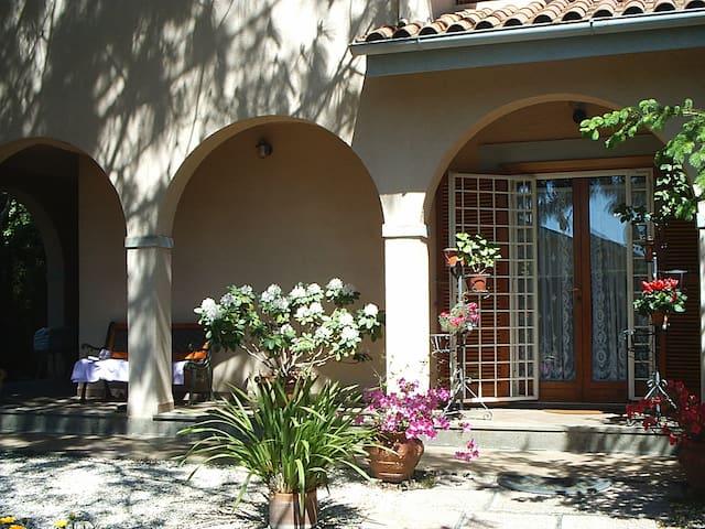 Elegante villa immersa in un parco - Nepi - Casa