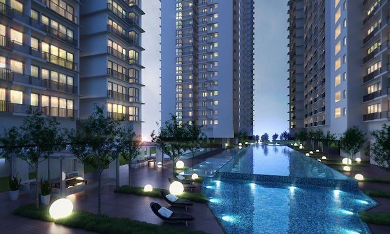 Cozy Place @ Setia Alam Trefoil - Shah Alam - Teljesen felszerelt lakás
