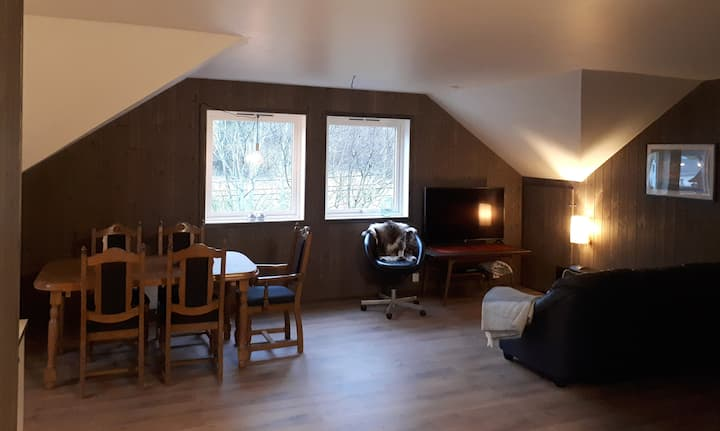 New garage apartment in Herand, Hardanger