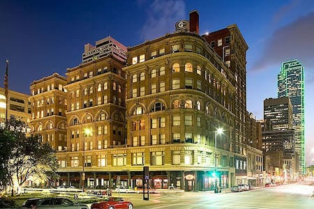 Downtown Historic Appartment - Dallas - Departamento