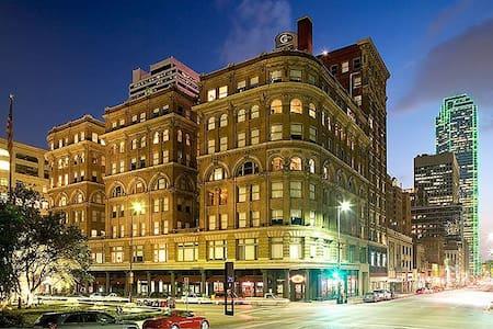 Downtown Historic Appartment - Dallas - Apartment