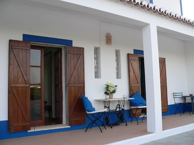 Cosy apartment, close to beautiful sandy beaches