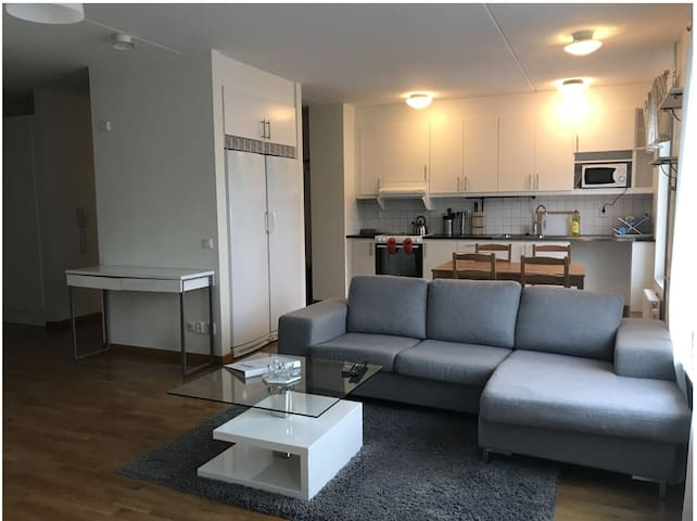 Uppsala: Three room apartment with 4 beds