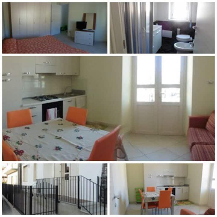 Confortevole alloggio per vacanza in Calabria
