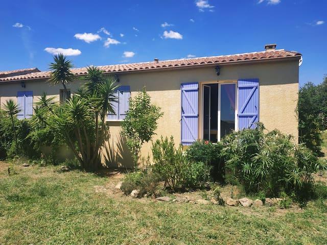 Ma maison dans les vignes