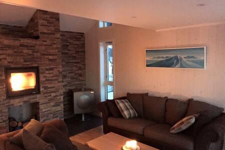 Exclusive Winter Cabin - Summit paradise Lyngen