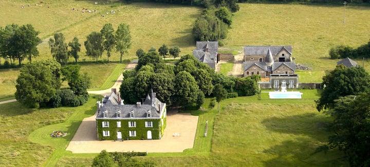 Chambre d'hôtes Les Anges au Château des Lutz