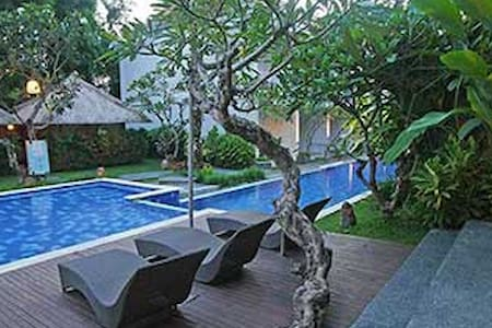 Sunti Traditional Bali Room Yoga Brkfst Wifi Pool - Ubud