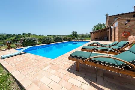 Villa Orrizonti - An Italian dream - Tolentino - 独立屋