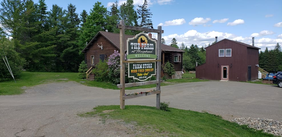 The Farm at Moosehead