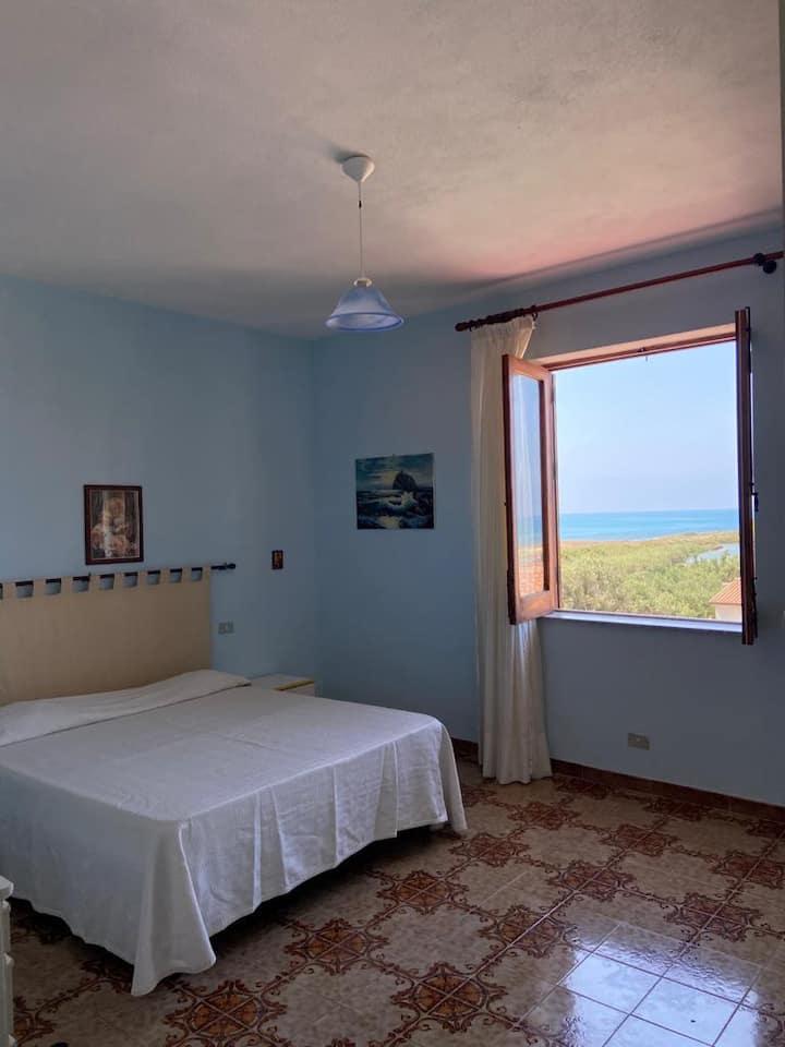 Casa Scialeo a pochi passi dalla spiaggia