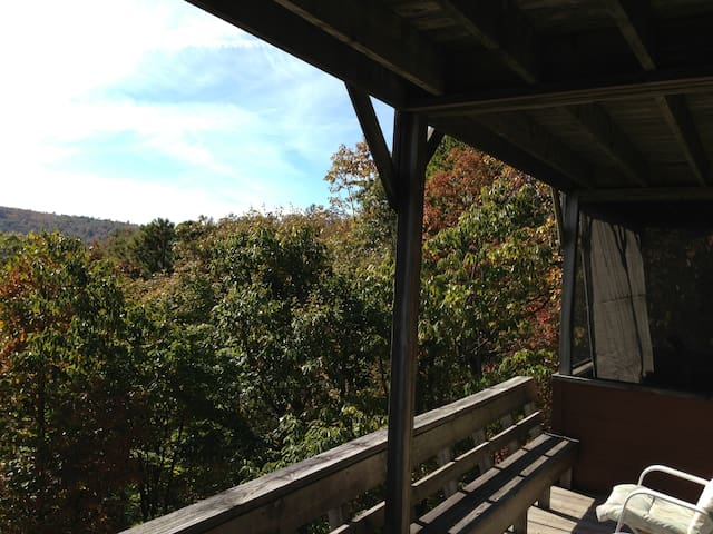 Beautiful, cozy, mountain retreat. - Lake Toxaway - Condominium