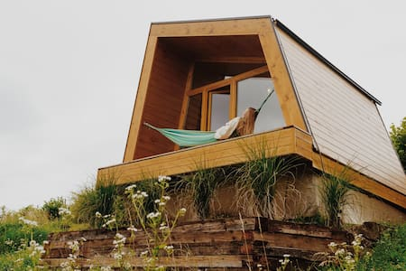 Romantic Nest  Panorama with Hot Tub