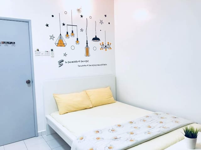 The Lucky Star Standard Double Bed Room