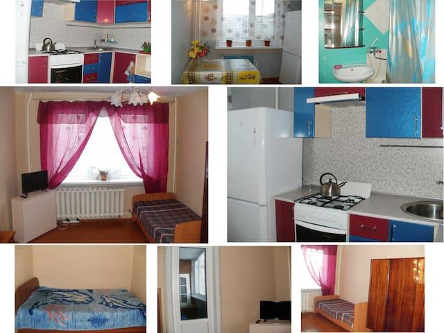 Сдается чистая уютная квартира  на СУТКИ / НЕДЕЛИ - Rybinsk - Byt