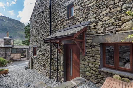 'The Studio' on Broadrayne Farm in Grasmere - Grasmere - Apartment