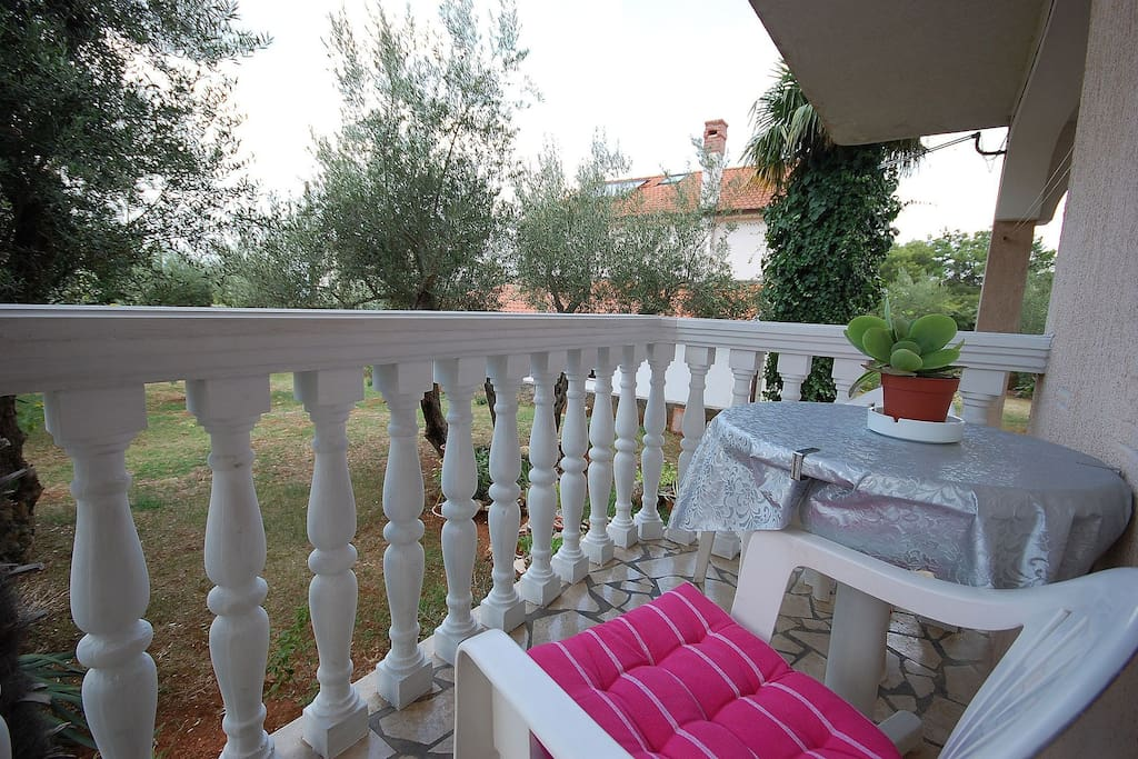 Little charming balcony