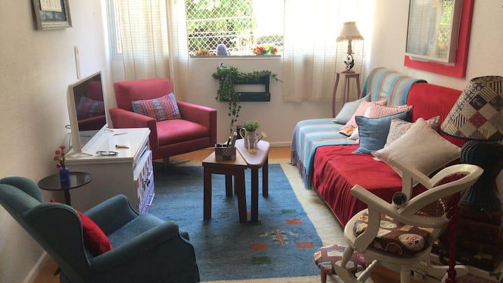Apartamento Lindo - Nossa Casinha na Serra