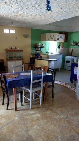 Linda casa para Carnaval em Canoa Quebrada - Aracati - Huis