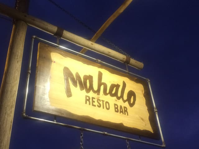 Mahalo Resto-Bar - Distrito de Punta Hermosa - Pensió