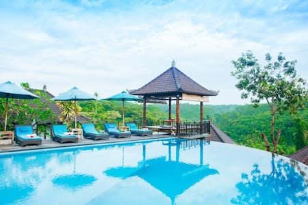 Lembongan Garden Lodge ( 8 units Available ) - Nusapenida - Domek parterowy