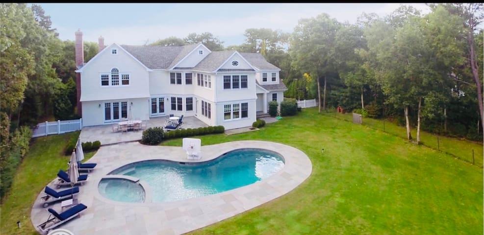 Luxury Hamptons Escape