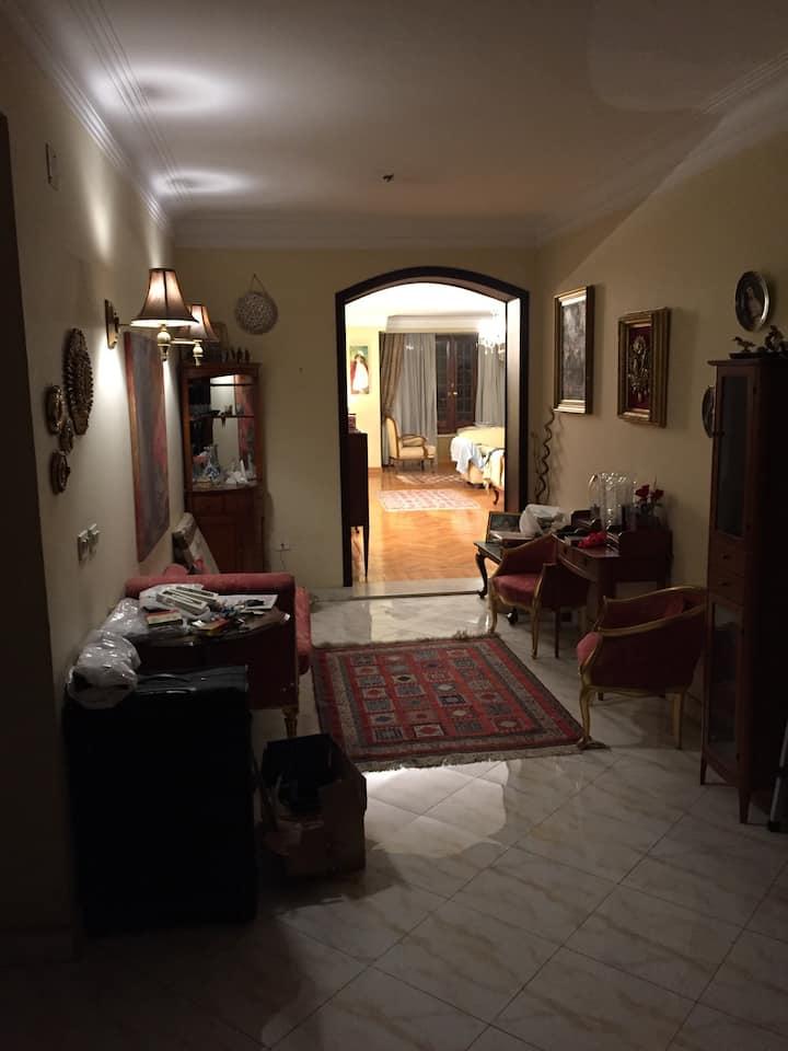 Elegant apartment in heart of maadi