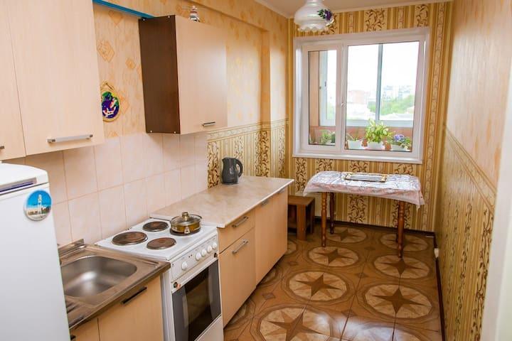 Квартира в центре Подольска.
