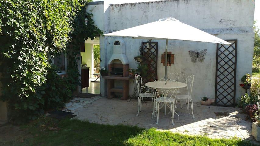Charmant studio, Maisonnnette tout confort