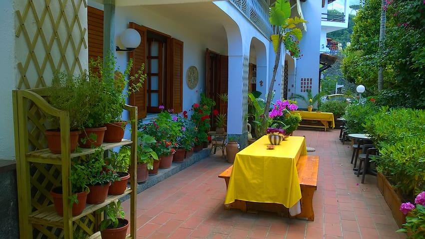 Private room in Villa (Ischia)