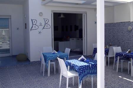 B&B sul mare...a CAPO D'ORLANDO - Capo d'Orlando - Bed & Breakfast