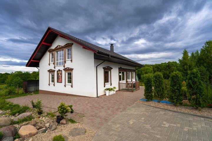 Villa Anna. Польская дворянская усадьба.