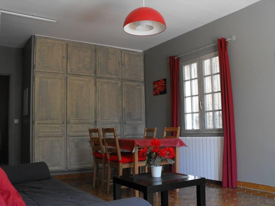 Coquet appartement 4 5 pers proche aix en provence - Residence les jardins d arcadie aix en provence ...