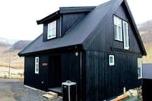 The guesthouse Hjalgrímsstova