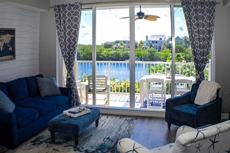 Coastal Getaway★4 Balconies ★ Kayaks, Beach & Pool