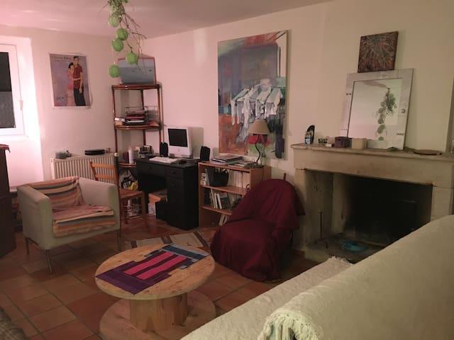 Charmante maison avec terrasse - Chantemerle-lès-Grignan