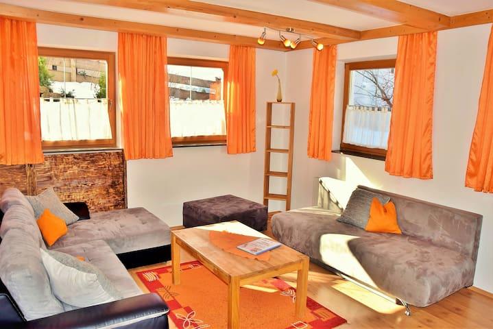 Apartamento para 6-8 personas Tirol, Wildschönau