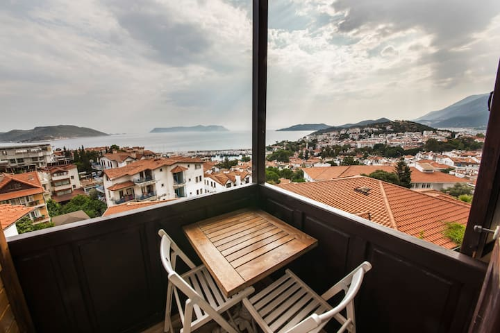 Double/Triple Sea View Rooms