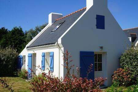 Petite maison dans un cadre authentique - Bangor - Ev