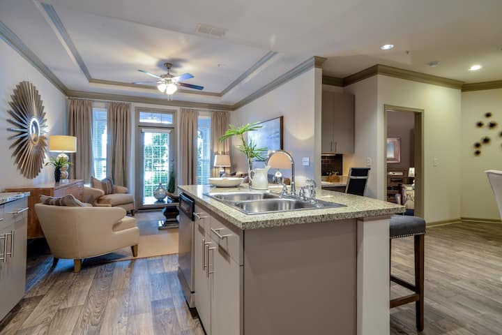 Everything you need | 1BR in Atlanta