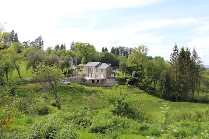 Jolie maison de campagne, au coeur de la nature - La Salvetat-sur-Agout - Lägenhet